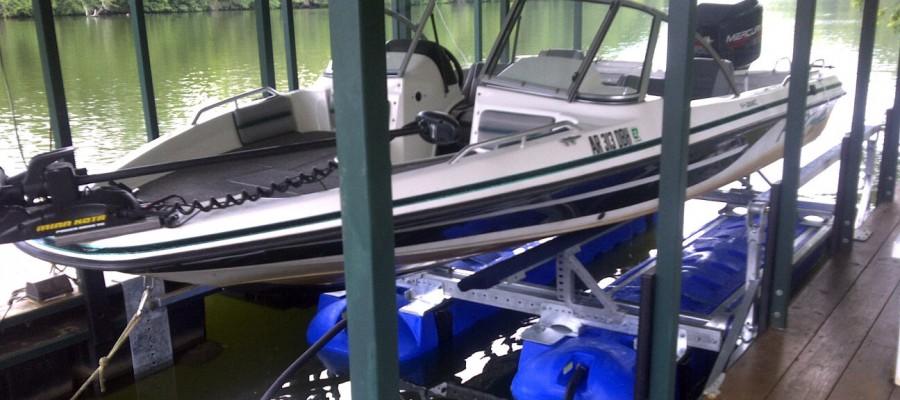 Fishing Boat Hydro Lifts