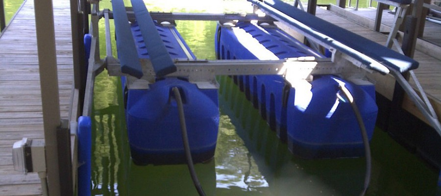 Hydra Hoist Boat Lifts